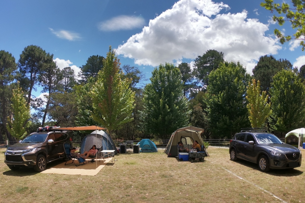 Lake Sambell Caravan Park Camping Unpowered Site