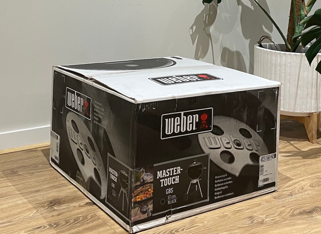 Weber Master-touch 57 BBQ Grill