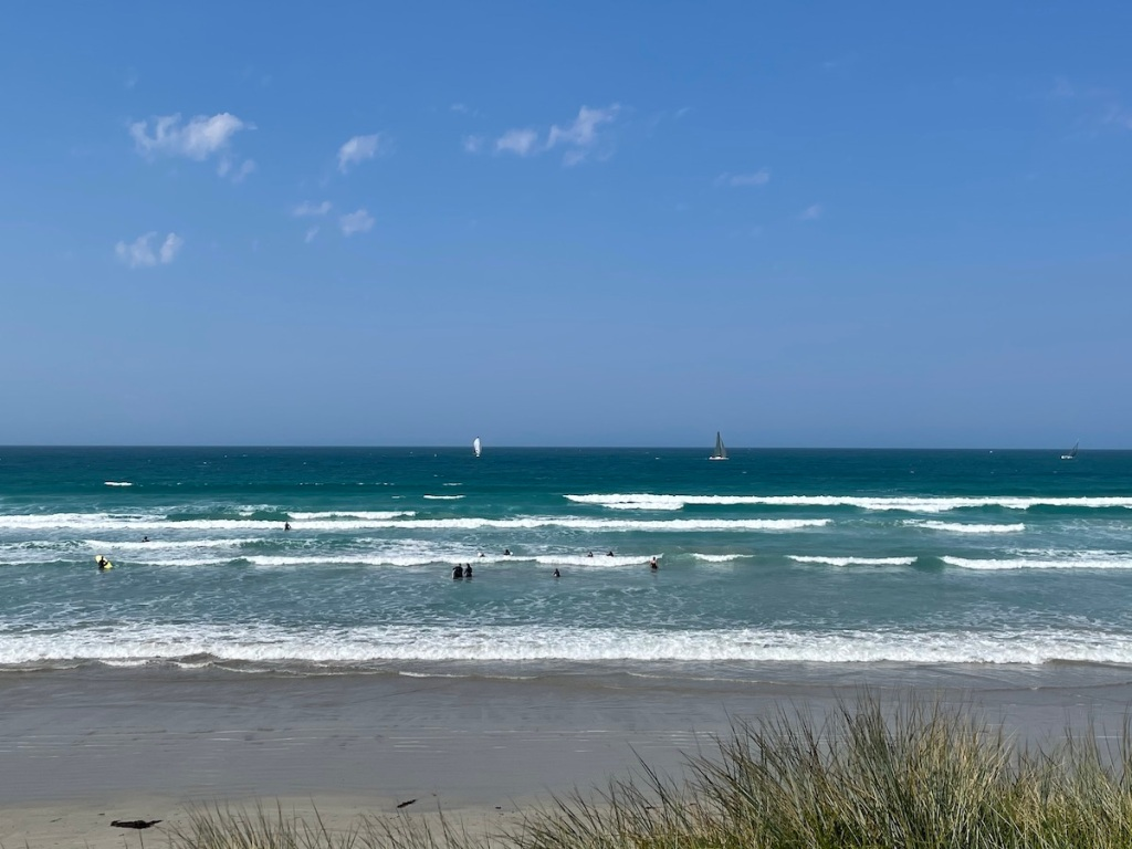 East Beach Port Fairy, Victoria Australia Surfing